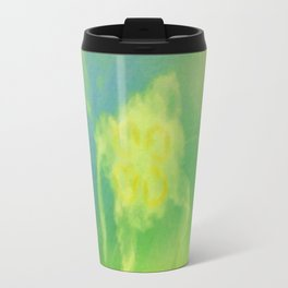 Amazing Moon Jelly Fish Travel Mug