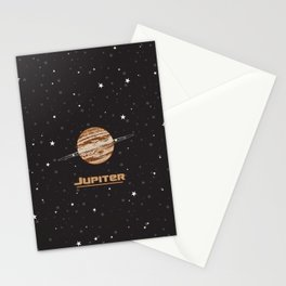Jupiter Stationery Cards