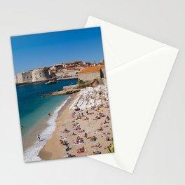 Banje Beach Stationery Cards
