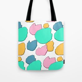 Floating Fire Tote Bag