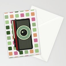 Retro Camera Stationery Cards