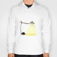 cartoon Hoodies featuring CARTOON LAMP by d.ts
