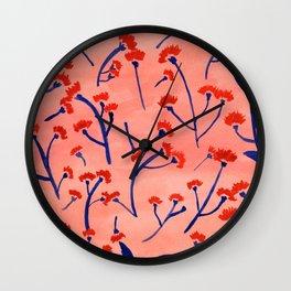 la kwah Wall Clock