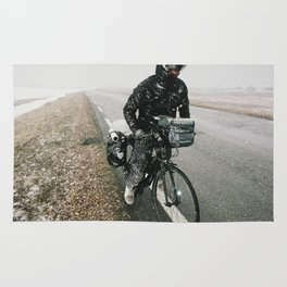 Bicycle Touring Rug