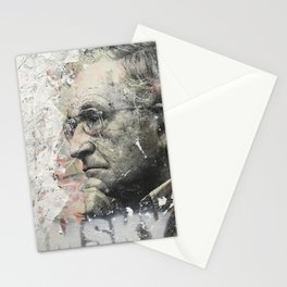 Chomsky Stationery Cards