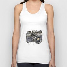 Take A Picture ! Unisex Tank Top