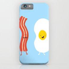 Wakey Wakey Bakey And Eggs! Slim Case iPhone 6