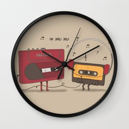 You Sound Good! Wall Clock