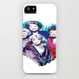 The Golden Girls iPhone Case