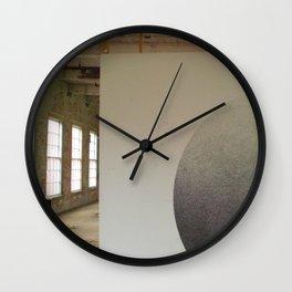 Sol Lewitt Rough Draft, North Adams Wall Clock