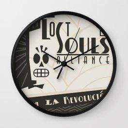 Lost Souls Wall Clock
