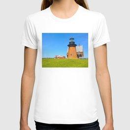Block Island Lighthouse T-shirt
