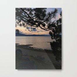 Tahoe X 31 Metal Print