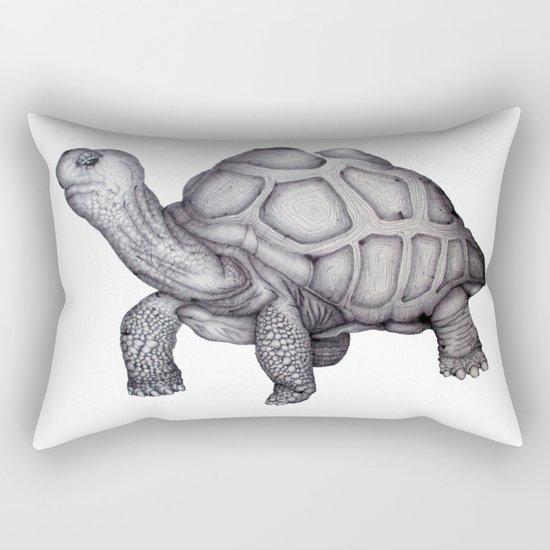 A Little Lonely Rectangular Pillow
