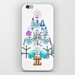Oh Chemistry, Oh Chemist Tree iPhone Skin