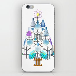 Oh Chemistry, Oh Chemist Tree iPhone Skin
