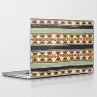 cleveland Laptop & iPad Skins featuring Cleveland 2 by Little Brave Heart Shop