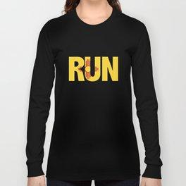 run new mexico american t-shirts Long Sleeve T-shirt