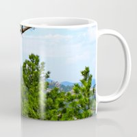 rushmore Mugs featuring Mt. Rushmore by Irislynn