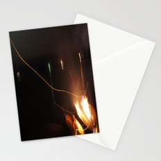 Fire Light Stationery Cards