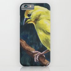 Saffron Finch Slim Case iPhone 6s