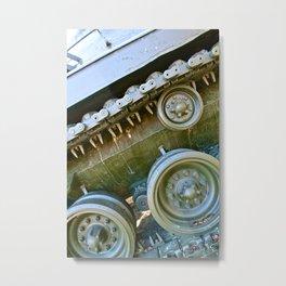 Tanker TWO Metal Print