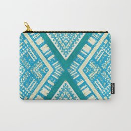 tibouda in turquoise Carry-All Pouch