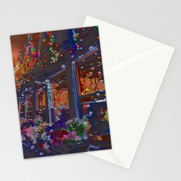Christmas in Summer Stationery Cards