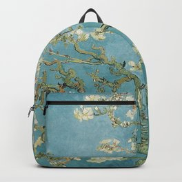 ALMOND BLOSSOMS - VINCENT VAN GOGH Backpack