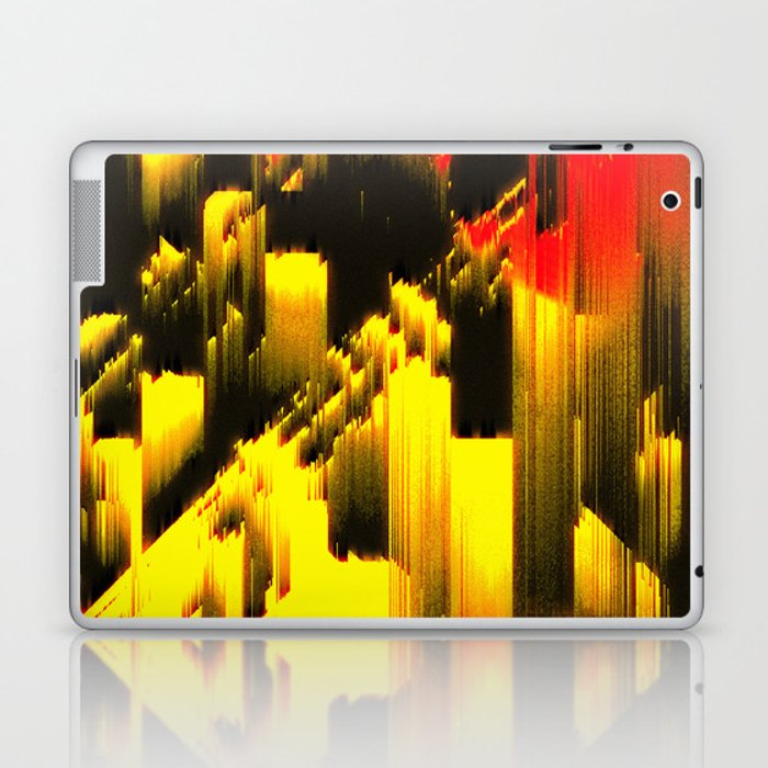 Memories And Fire Laptop & iPad Skin