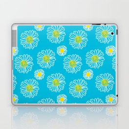 Daisies Galore Laptop & iPad Skin