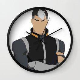 Pouty Shiro - Voltron Legendary Defender Wall Clock