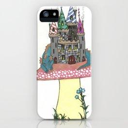 Tiny Kingdom Number 6 iPhone Case