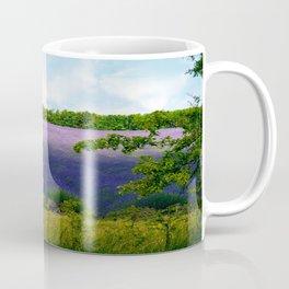 Summertime Lavender Coffee Mug