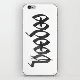 Voodoo iPhone Skin