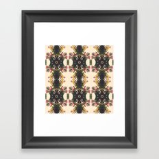 Enchanted Garden Framed Art Print