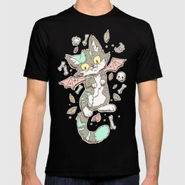 Monster Cat T-shirt