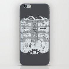 Darth Mall iPhone & iPod Skin