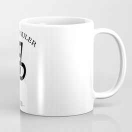 Anti Pauler Club Coffee Mug