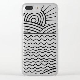 LANDL/NES Clear iPhone Case