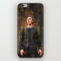 hamlet iPhone & iPod Skins featuring Hamlet by Wisesnail