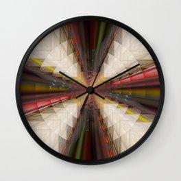 Politeness Wall Clock