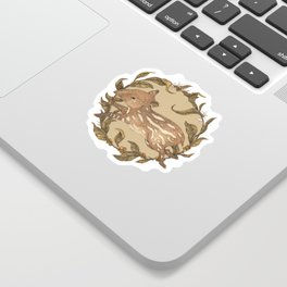 Living Fossil Sticker