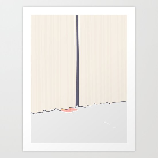 GEMMELEG Art Print