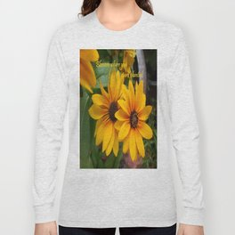 Blossom Where You Are Planted Long Sleeve T-shirt