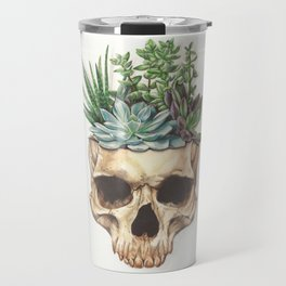 From Death Grows Life Travel Mug