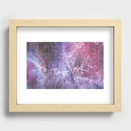 Orion Nebula Recessed Framed Print