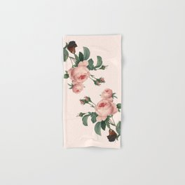 Butterflies in the Rose Garden Hand & Bath Towel