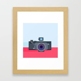 Linhof Technorama 617 III Framed Art Print