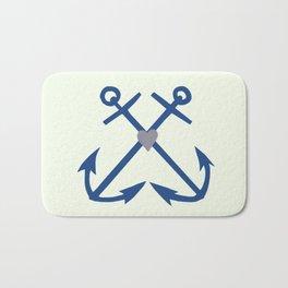 Anchors Bath Mat
